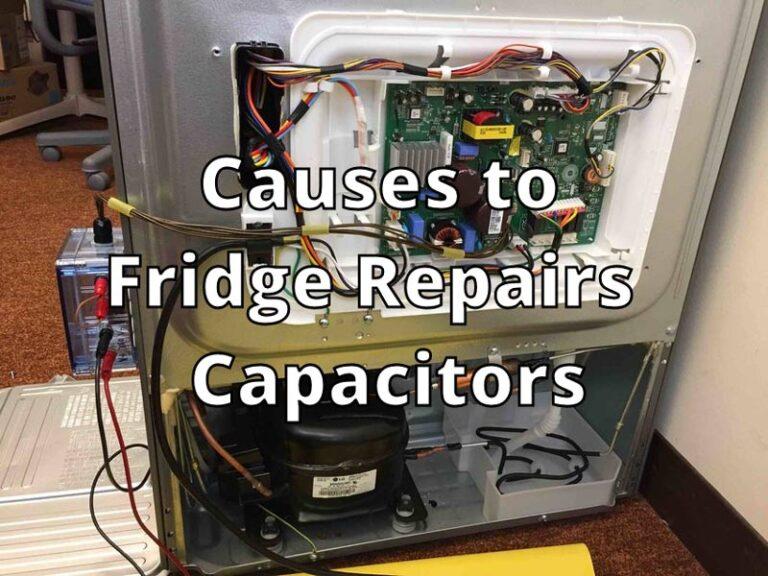 Causes to Fridge Repairs